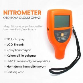 Nitrometer Boya Ölçüm Cihazı