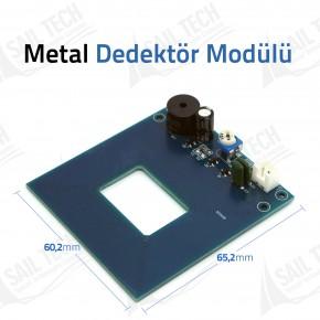 Metal Dedektör Modülü