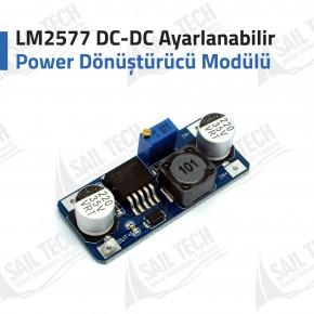 LM2577 DC-DC Ayarlanabilir Power Dönüştürücü Modülü