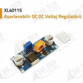 XL4015 DC DC Voltaj Regülatörü