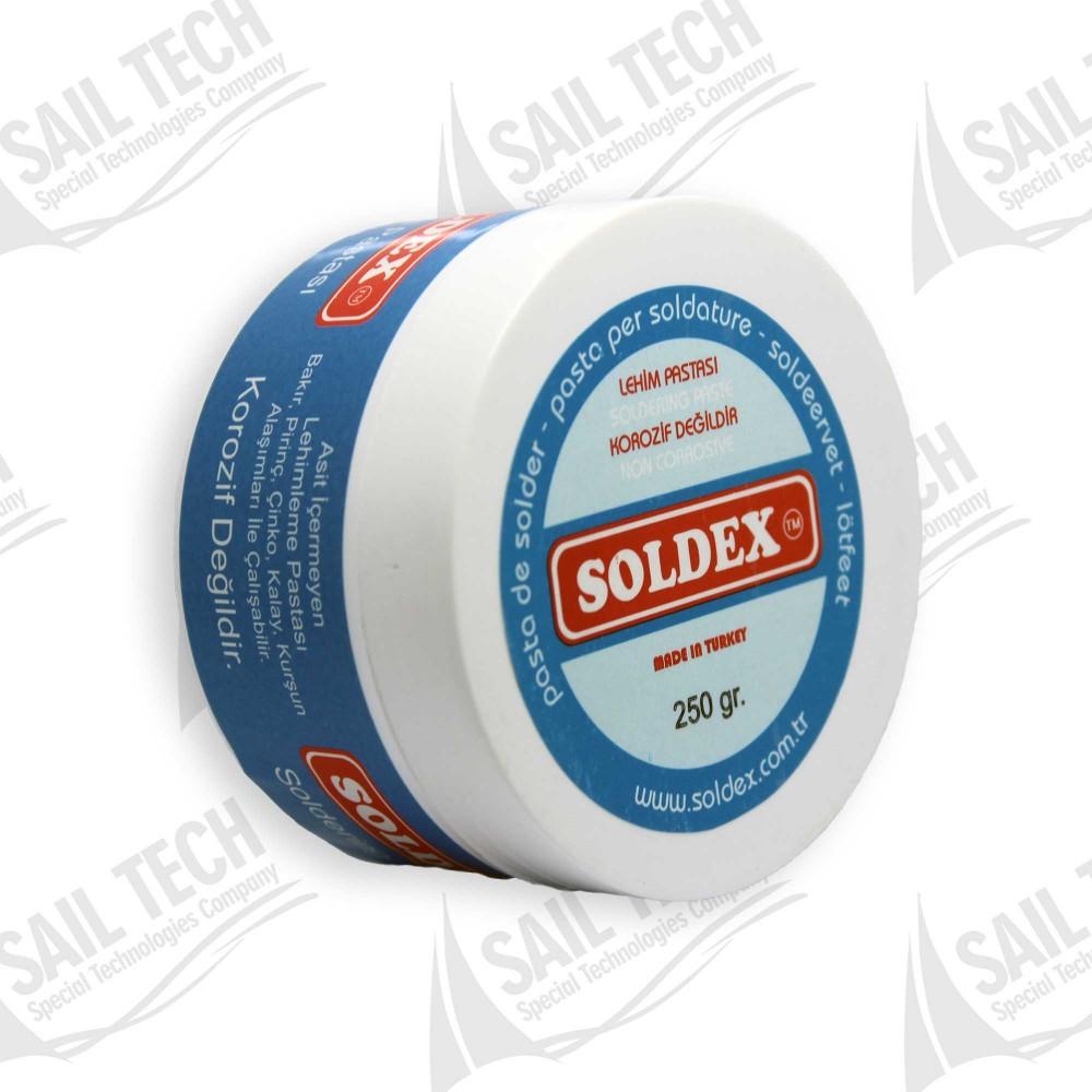 Soldex Lehim Pastası 250 GR