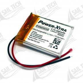 Power-Xtra PX602535 3.7V 600 mAh Li-Polymer Pil
