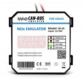 Volvo B8R Bus Euro 5 NOx Sensör Emülatörü