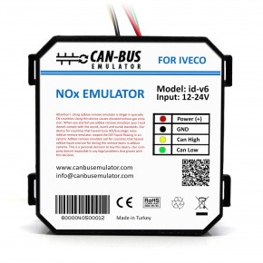 Iveco NOx Sensör Emülatörü