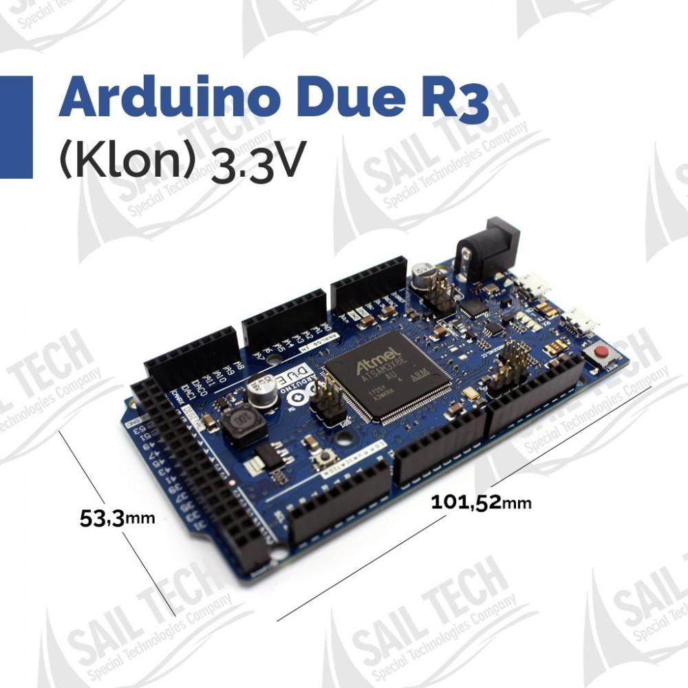 Arduino Due 3.3V Klon