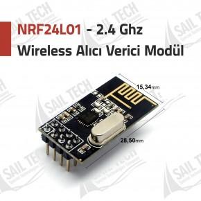 NRF24L01 - 2.4GHZ Wireless Alıcı Verici Modül