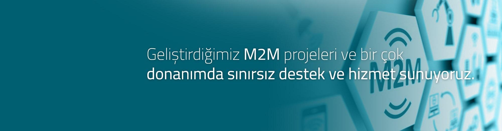 M2M Teknolojisi